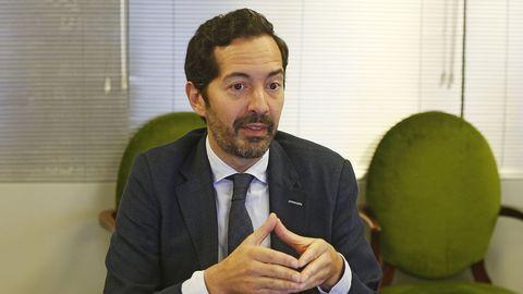 Mnuel García, presidente de Greenalia