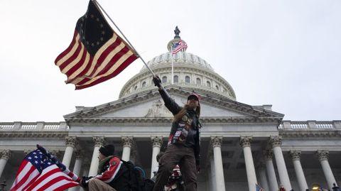Asalto al Capitolio de Estados Unidos