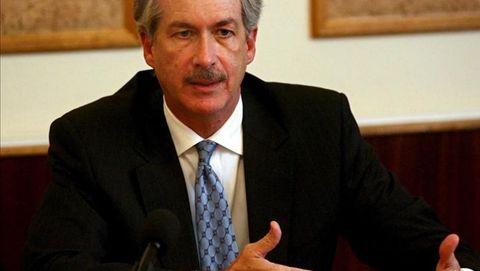 El diplomático William Burns ha trabajado al servicio de cinco administraciones de EE.UU.