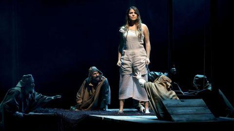 «O charco de Ulises» reúne a un elenco artístico de dez actores e terá música en directo