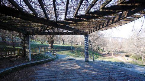 El parque de Os Paxariños