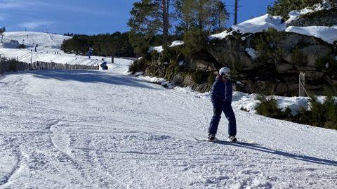 La estación de Cabeza de Manzaneda abre la temporada de esquí