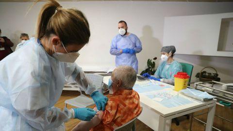 Asturias aplica las vacunas de Pzifer contra el coronavirus