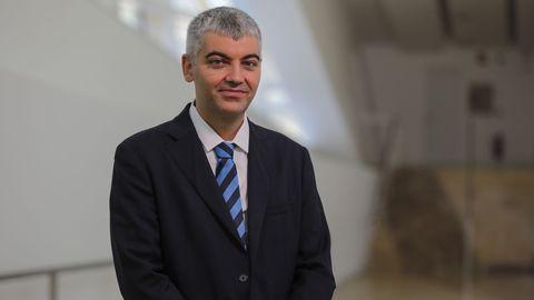 Roberto Alonso, presidente de Clusaga
