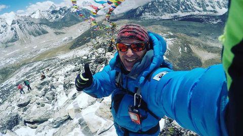 El alpinista Sergi Mingote, fallecido en el K2