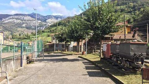 Parque de Bello, Aller