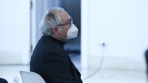 Manuel Castells en un acto ayer miércoles en Madrid
