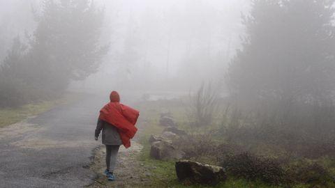 Para llegar al mirador de Xiabre pasaremos por Vilagarcía o Caldas y terminamos en Catoira
