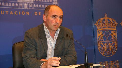 José María Arias, alcalde de Castroverde y diputado provincial del PSOE