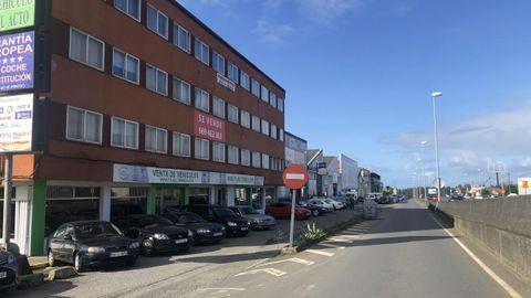 El Concello renovará el firme y reordenará la zona de aparcamientos en Coiro