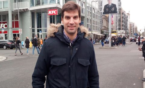 Carlos Fontán, nuevo coordinador de Ciudadanos en Pontevedra