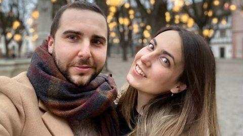 Aloha y Álex se casaban este marzo
