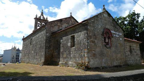San Paio de Buscás se encuentra a un par de kilómetros de Ordes