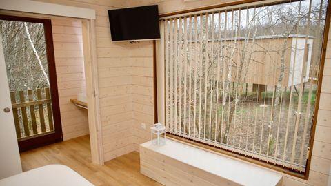 Los interiores están muy cuidados y pensados para ser confortables