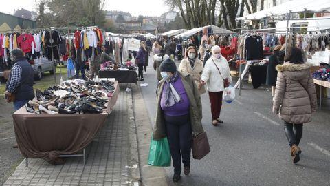 El mercado de Frigsa se celebra los viernes