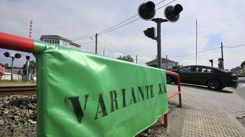 La demanda de una variante ferroviaria está muy presente en Parga