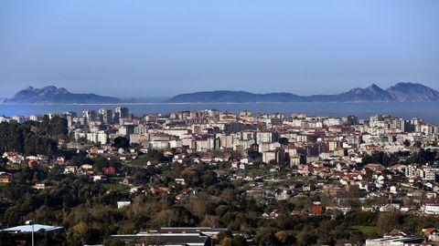 Vigo es la ciudad más poblada de Galicia y la decimocuarta de España