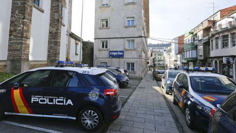 Comisaría Provincial de Lugo