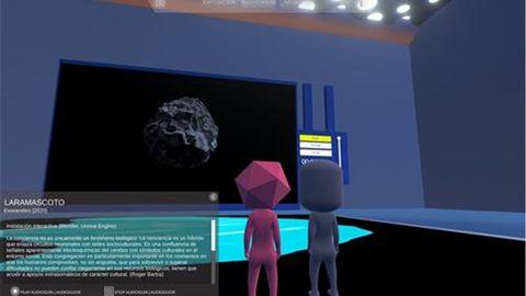 Visitas virtuales a LABoral Centro de Arte y Creación Industrial, en Gijón