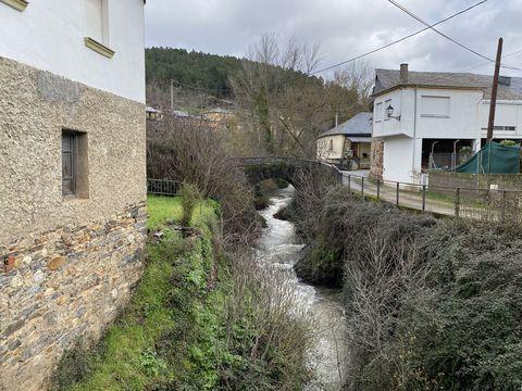 Puente de Éntoma, en O Barco de Valdeorras