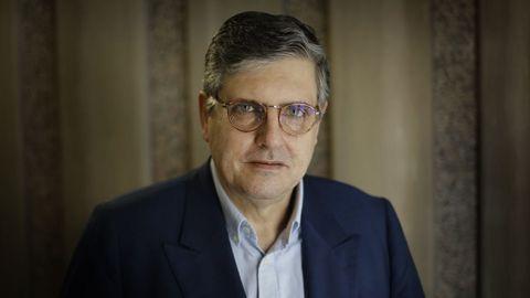 Juan Marín, director de ciudades de Kapsch, el grupo austríaco que implantará el nuevo y pionero sistema de control de la movilidad en Santiago