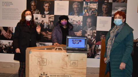 Presentación do programa «Saudarte en Rede»