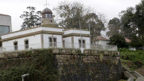 Faro de Oza en A Coruña