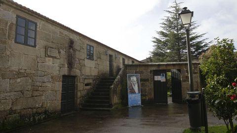 Casa museo de Valle Inclán en Vilanova