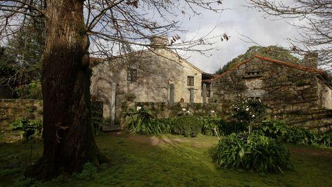 O Cuadrante tiene un jardín para disfrutar en la visita al museo