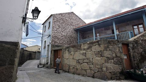 El barrio de San Tomé merece un paseo entre casas de pescadores, Cambados