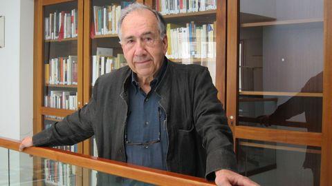 El arquitecto y escritor Joan Margarit, premio Cervantes 2019, falleció en su casa de Sant Just Desvern