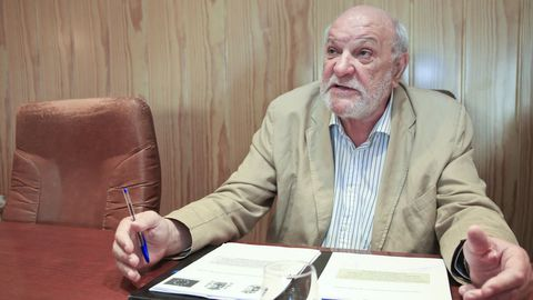 Alcalde de Sarria, Claudio Garrido