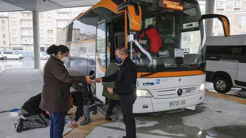 La nueva terminal de buses ya está operativa