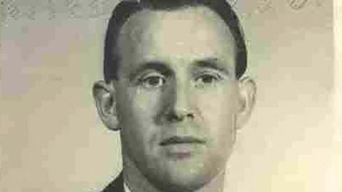 Berger, en una imagen antigua facilitada por el Departamento de Justicia de Estados Unidos