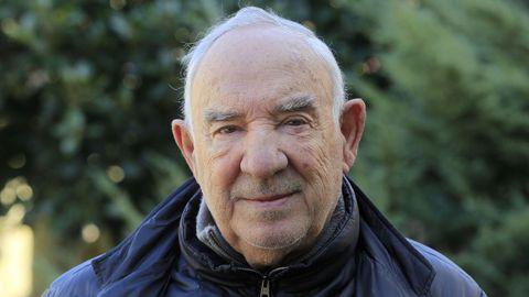 José Vázquez Fouz fue nombrado militante de honor del PSOE de Vilagarcía en el 2018