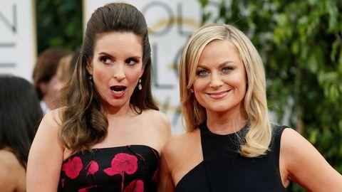 Tina Fey y Amy Poehler presentarán la gala virtual de los Globos de Oro 2021