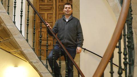 Entrevista a Gonzalo Caballero