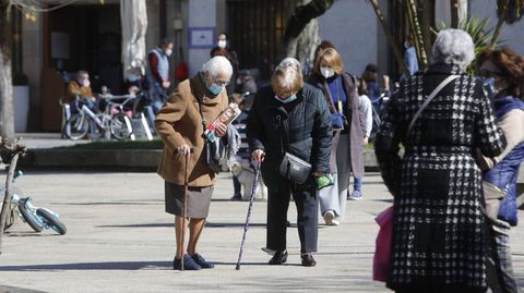 Sube la curva en Ourense después de 33 días en bajada
