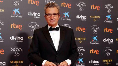 Mariano Barroso, presidente de la Academia de las Artes y las Ciencias Cinematográficas