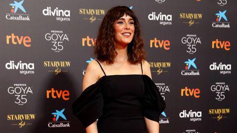 La actriz Belén Cuesta.