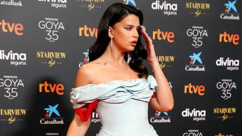 La cantante argentina Nathy Peluso.