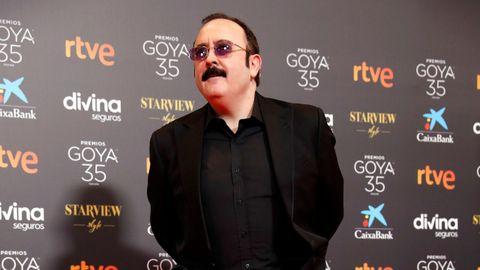 El actor Carlos Areces.