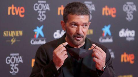 El actor y director Antonio Banderas.