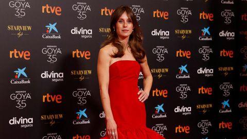 La actriz Marta Etura.