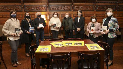 Presentación de las novelas finalistas de las secciones de traducción del Premio Novela Europea