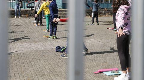 Casos en centros educativos