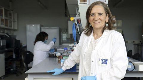 María José Alonso, investigadora del CIMUS