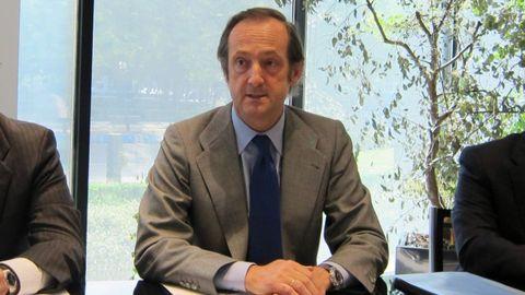 Ignacio de Colmenares, presidente de Ence