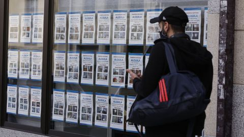 Las inmobiliarias piden incentivar el alquiler con bonificaciones del Concello