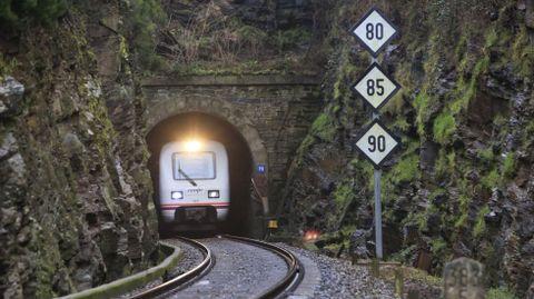 El actual túnel de Oural será aprovechado como galería de servicio para el nuevo